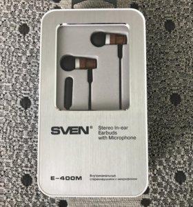 Наушники Sven E-400M