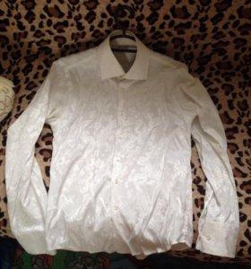 Свадебная рубашка мужская