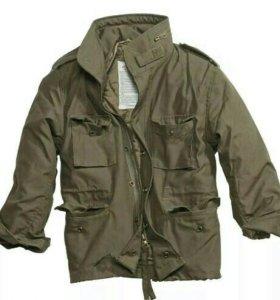 Куртка M65 с подстежкой