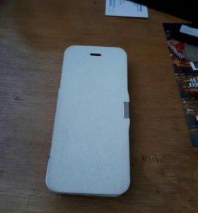 Чехол-зарядка на iphone 5 (5s)