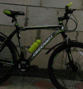 Спортивный велосипед фирмы GREENWAY