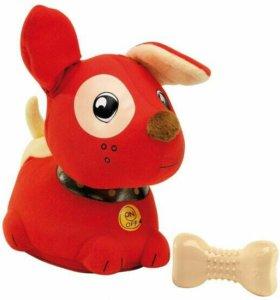 Интерактивная игрушка щенок Дружокторг