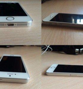 Продам Новенький iPhone 5s 16