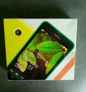 Телефон Nokia люмия 630