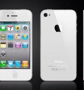Apple iPhone 4s white 8gb