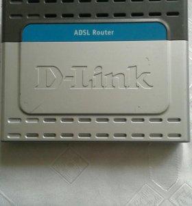 D-Link DSL-504T