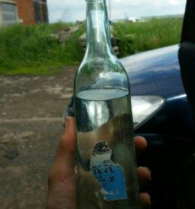 Стариная бутылка