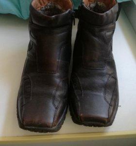 Ботинки муж.зимние