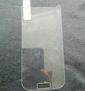 Стекло защитное на Samsung