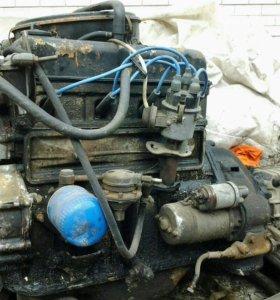 Двигатель 4021 и кпп 5 ступка от Волги 31029