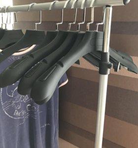 Вешалки для одежды, для брюк
