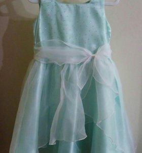 Платье праздничное, 6 лет