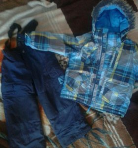 Зимний костюм NANO,110-116