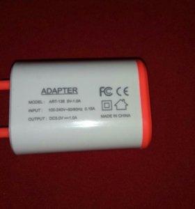 AC адаптер (новое)
