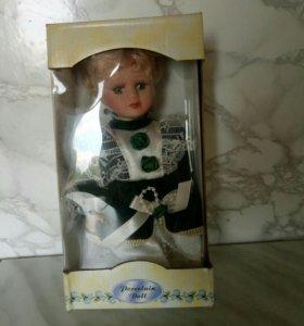 Куклы коллекционные фарфоровые, ручной работы