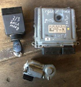 блок упровления двиготелям А6461506278