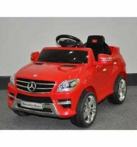 Детский электромобиль мерседес ml 350