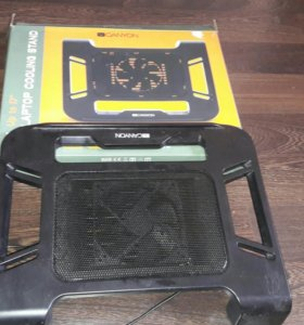 Подставка для ноутбука вентилятор
