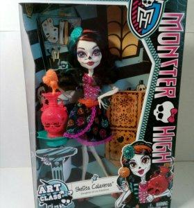 Базовая кукла Monster High.