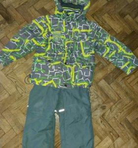 Комплект:куртка и полукомбинезон Kiko р.110