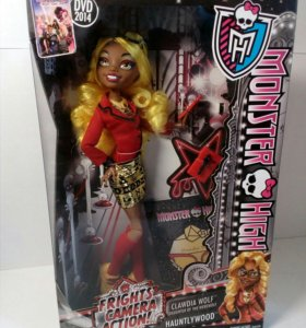 Базовая кукла Monster High