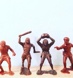 Неандертальцы ссср