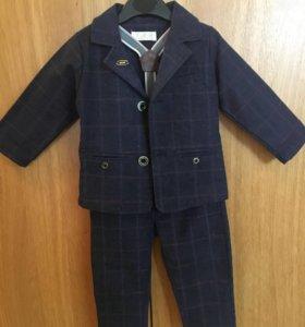 костюм для мальчика 12-18 мес