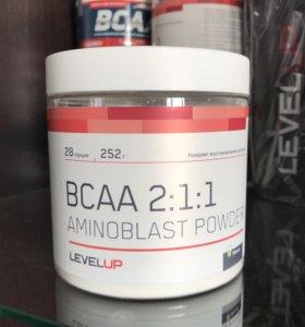BCAA (БЦА)
