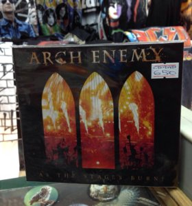"""ARCH ENEMY """"As The Stages Burn"""""""