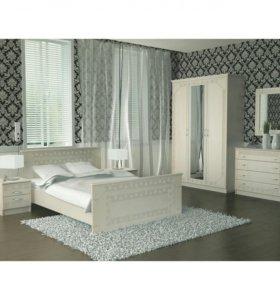 Спальня Афина-1 модульная
