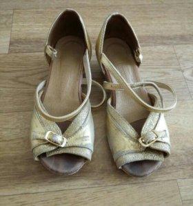 Туфли детские для танцев