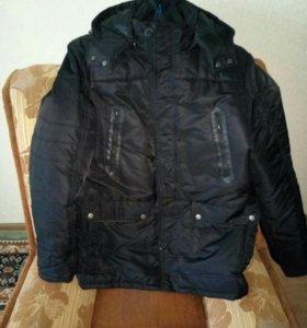 куртка зимняя Колинс