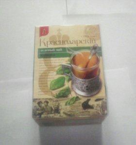 Чай зелёный рассыпчатый