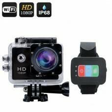 Новая экшен-камера 1080p