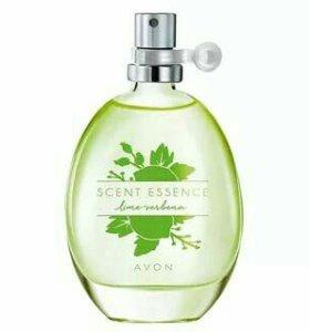 Туалетная вода scent essence lime verbena