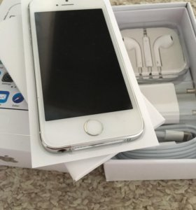 iPhone 5s 16 gb новый