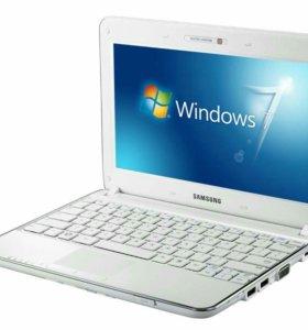Компактный нетбук Samsung N150plus Intel Atom(TM)N