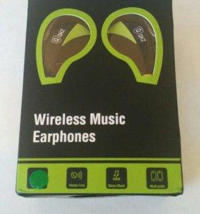 Беспроводные наушники QKZ G6 Bluetooth 4.0