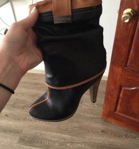 Ботинки и туфли по