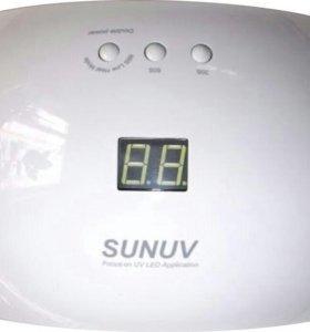 Гибридная LED лампа SUNUVSUN 8 (Новинка) 48w