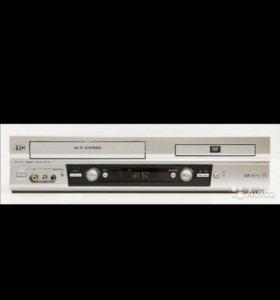 JVC DVD-комбо JVC HR-XV2 sqpb