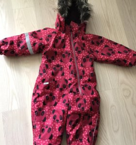 Комбинезон детский зимний Reima lassie