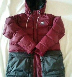 Куртка зимняя adidas (новая)