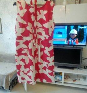 Платья 46-50 новые