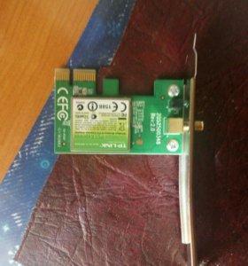 Wifi adapter для пк и провод антенны.