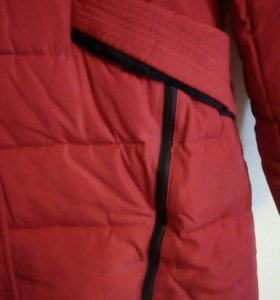 Зимняя куртка, пуховик.
