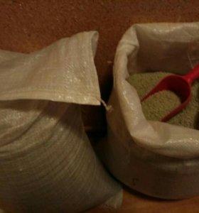 Наполнитель для кошачьего туалета. 25кг