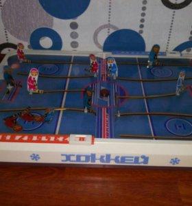 Настольный хоккей СССР