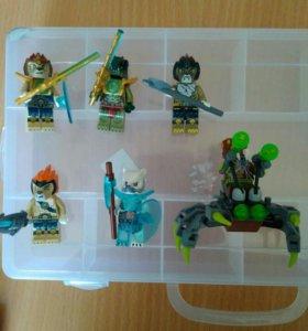 Лего чима- фигурки