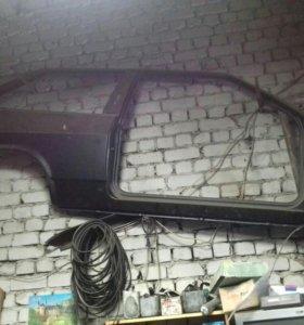 пол машины2113